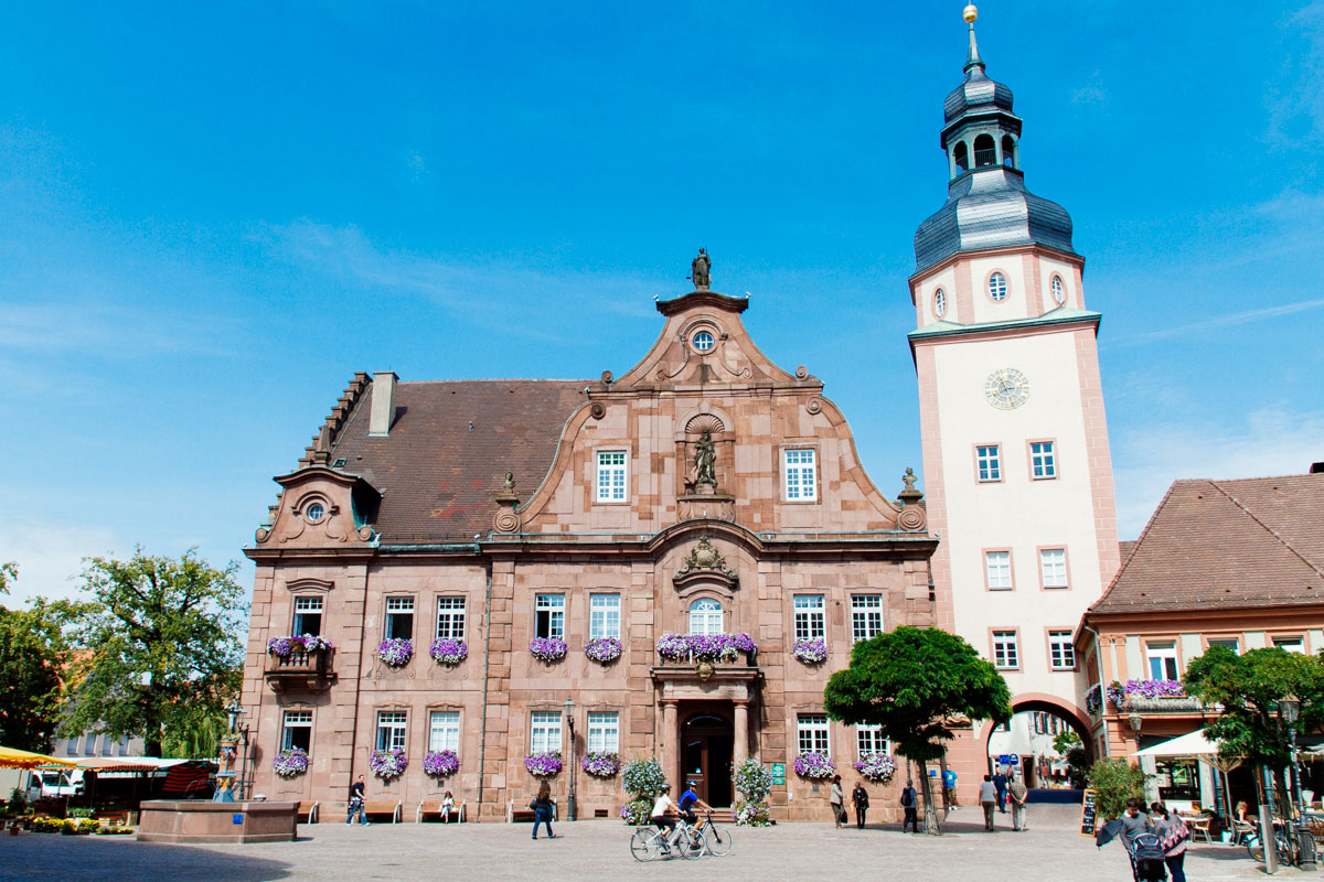 Karlsruhe Und Umgebung